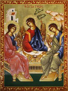 Acatistul Sintei Treimi - Manastirea Vacarestii Noi